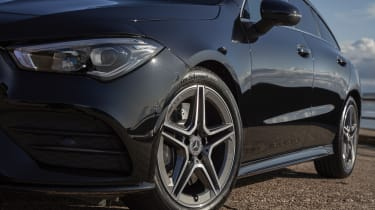 Mercedes CLA Shooting Brake alloy wheel