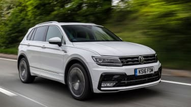 Having a strong corporate identity is important, as the latest VW Tiguan amply proves....