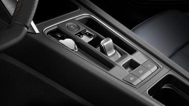 Cupra Formentor SUV centre console