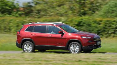 While the Cherokee isn't the best all-rounder, it's less expensive than most of its main rivals.