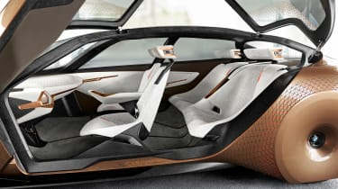 Many of its design features are likely to influence the next generation of electric BMWs