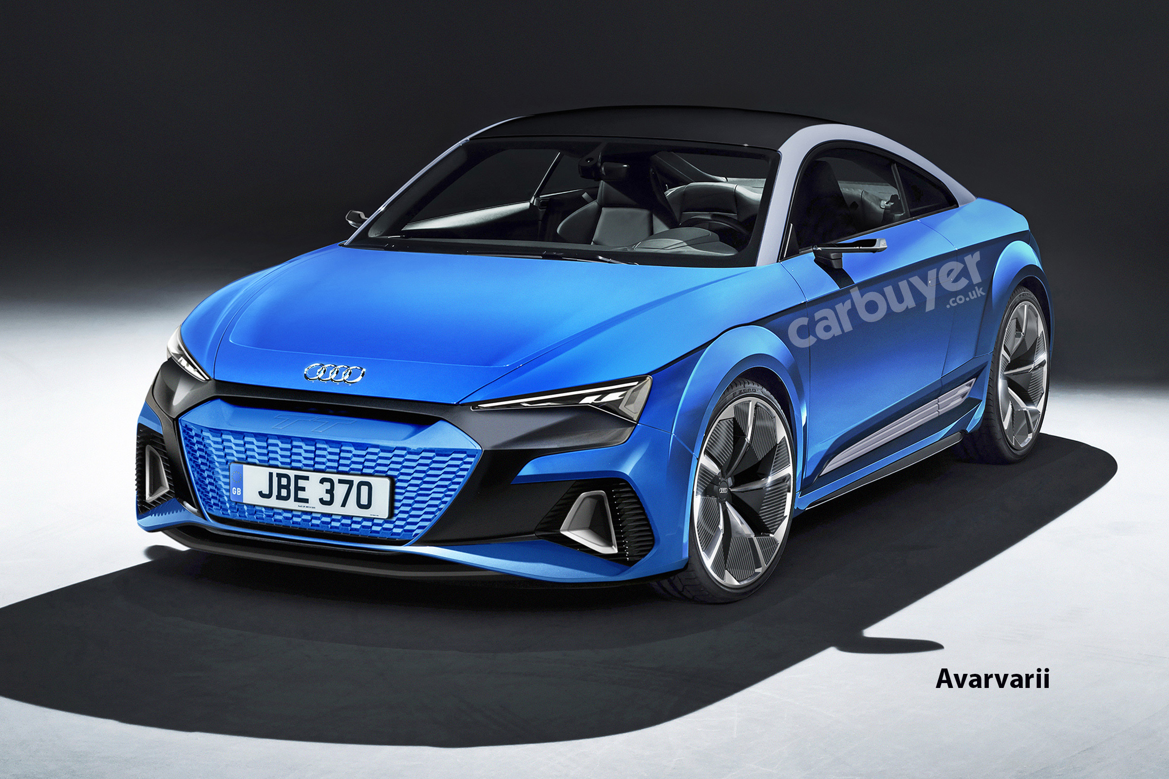 New Audi Tt Will Be An Electric Sports Car Carbuyer