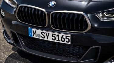2019 BMW X2 M35i grille