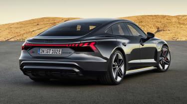 Audi RS e-tron GT - rear view