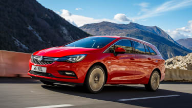 The Astra Sports Tourer looks as good as it drives