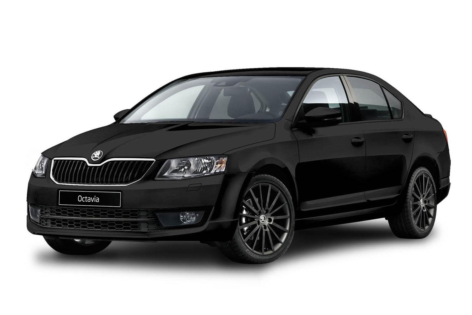 Skoda Black Edition Models Revealed Carbuyer