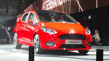 The ST-Line is the sportiest model in the range, until the fast ST model appears
