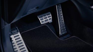 Hyundai Tucson N Line pedals