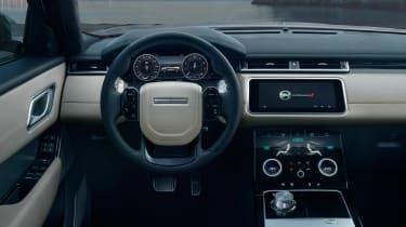 Range Rover Velar SVAutobiography Dynamic Edition dash
