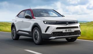 2021 Vauxhall Mokka SRi - front 3/4 dynamic