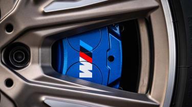 BMW M235i Gran Coupe saloon brakes