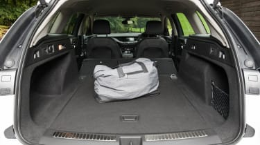 Boot space is fantastic, beating more expensive rivals like the Audi A4 Allroad
