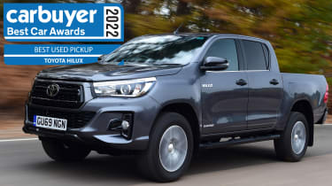 Best Used Pickup: Toyota Hilux