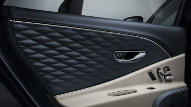 2019 Bentley Flying Spur - rear door cards