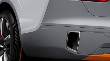 Volvo Concept XC Coupe radar
