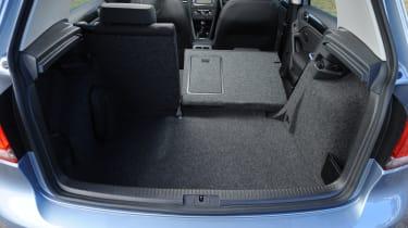 Volkswagen Golf - boot space