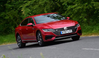 VW Arteon R-Line review