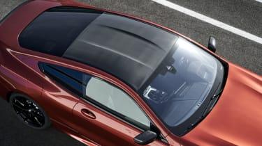 BMW M850i roof