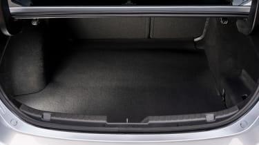 Mazda3 Fastback saloon boot