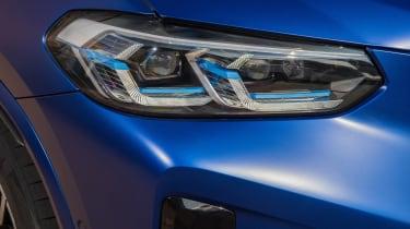 2021 BMW X3 M headlight