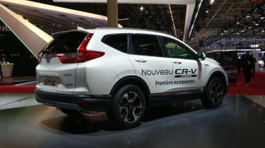 Honda CR-V Hybrid rear