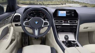 BMW 8 Series Gran Coupe - interior