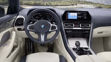 BMW 8 Series Gran Coupe - interior