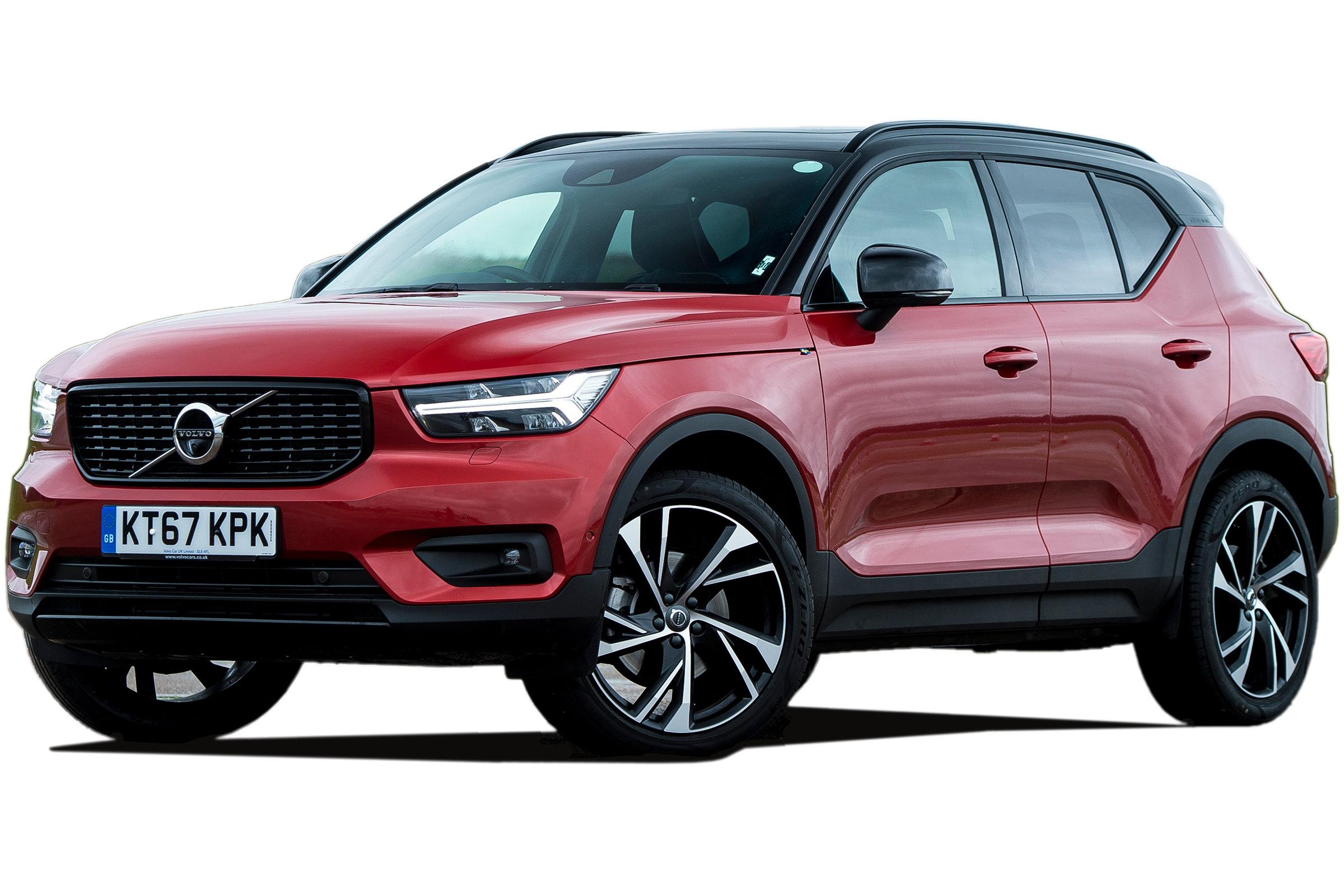 volvo xc40 suv - reliability & safety 2020 review   carbuyer