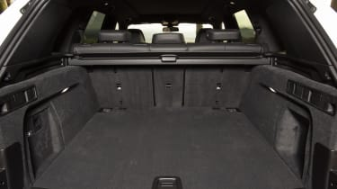 BMW X5 - boot space