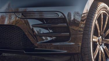Range Rover Velar R-Dynamic Black air intake