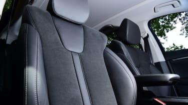 2020 Skoda Octavia Estate - front seats