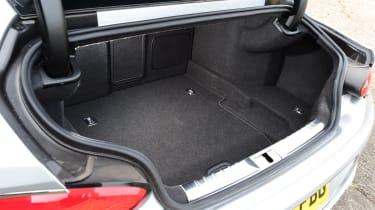 Bentley Continental GT boot