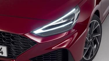2020 Hyundai i30 N Line headlight
