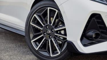 2021 Hyundai i20 N Line - front wheel