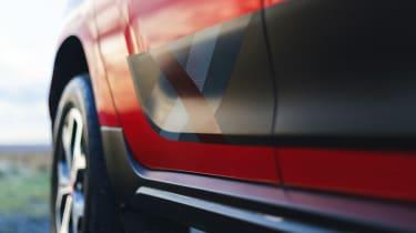 Dacia Duster Techroad - trim