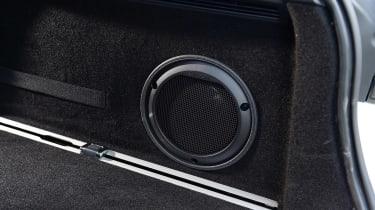 Peugeot 508 SW estate speaker
