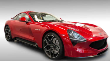 TVR's revival starts with the all-new Griffith in 2018