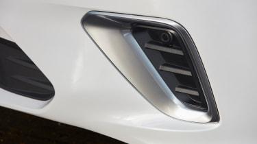 2021 Vauxhall Insignia - front bumper close up