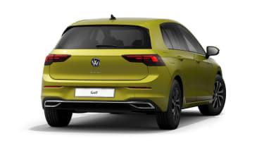 Volkswagen Golf Active - rear static