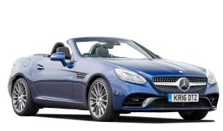 Mercedes SLC cutout