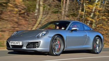 The entry-level 911 Carrera now boasts 365bhp, while the Carrera S has 414bhp.
