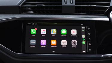 Audi Q3 Sportback SUV - infotainment