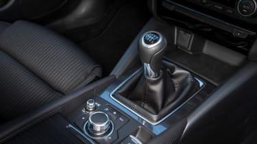 Mazda6 Tourer centre console