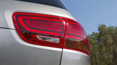 Kia Sorento SUV rear lights