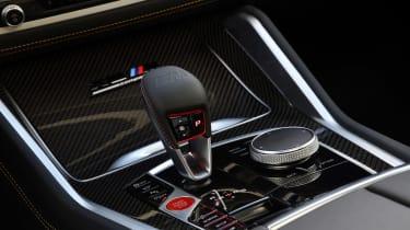 BMW X5 M SUV centre console