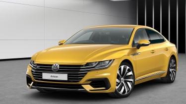Volkswagen Arteon 268bhp front
