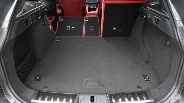 Jaguar F-Pace SVR - boot space