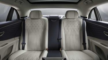 2019 Bentley Flying Spur - rear seats