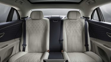 2019 Bentley Flying Spur - rear seats
