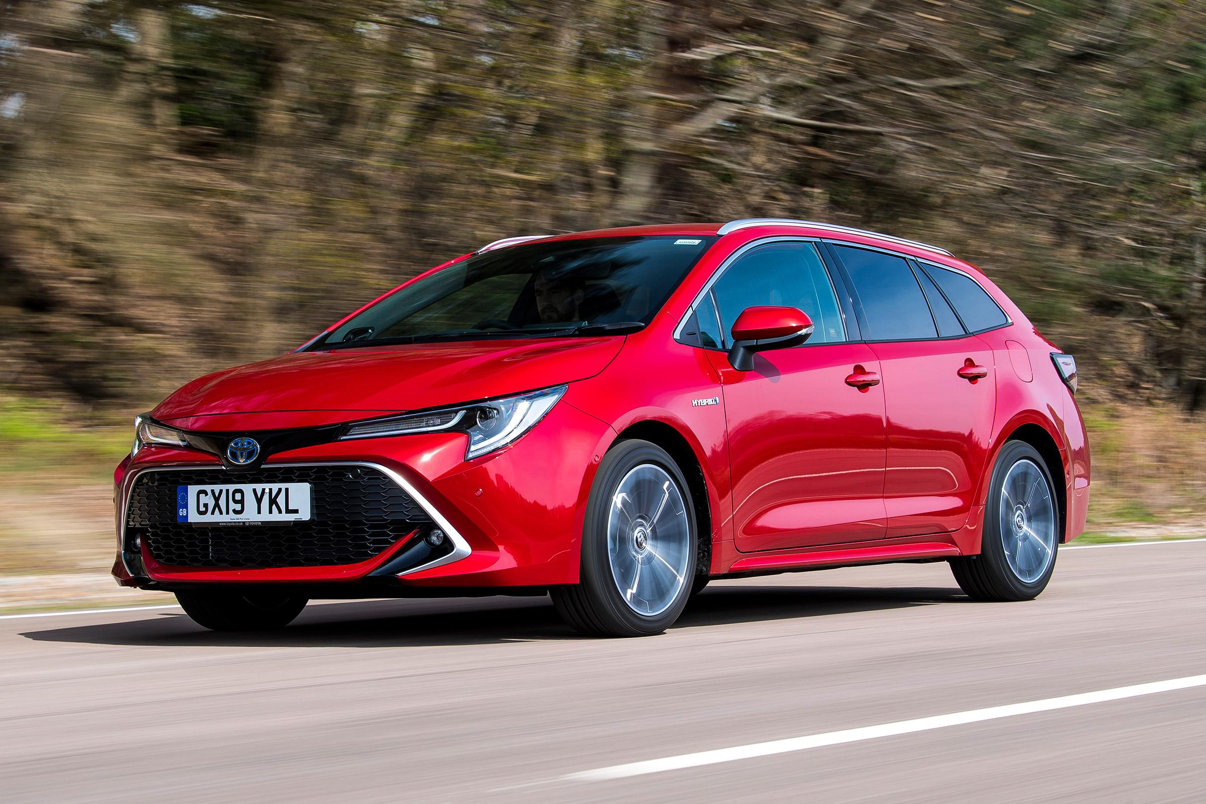 Toyota Corolla Rekisterikilven Valon Vaihto